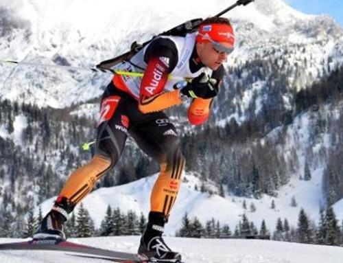 Die besten Biathlon-Athleten 2016